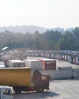 СВХ ЗАО «Терминал Зеленоград-М»