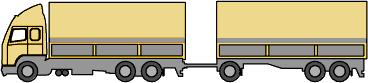 Типы и размеры автомобильного грузового транспорта
