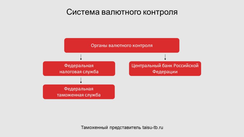 Система валютного контроля